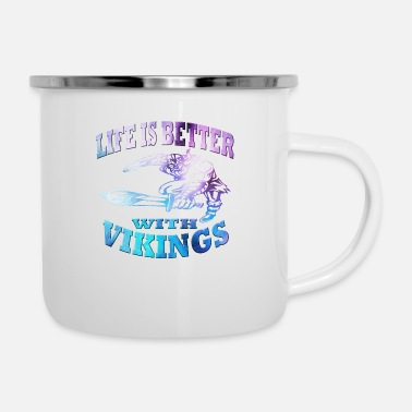 Celtic Vikings - Camper Mug