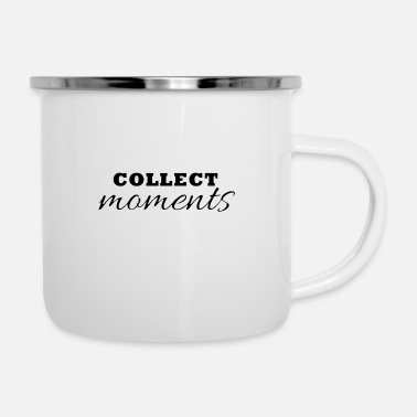 Collections Collect moments - Enamel Mug
