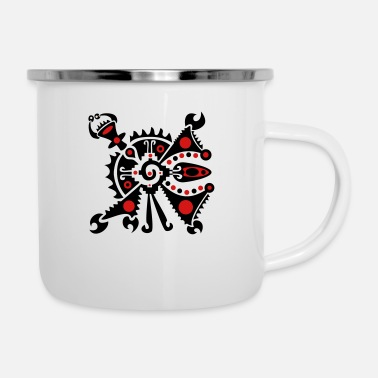 New Age New Age Shirt Design - Enamel Mug