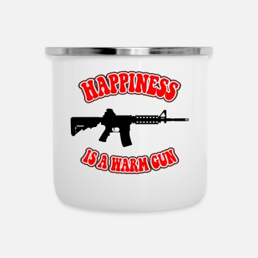 2nd Amendment Gun Rights 2nd Amendment - Enamel Mug