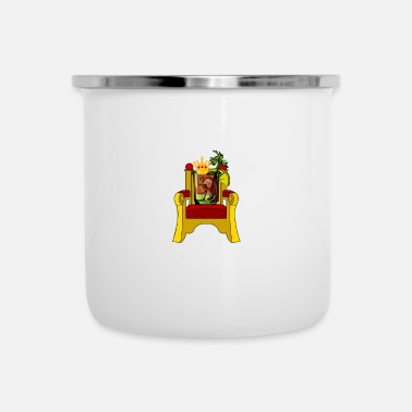 Bloody Mary Bloody Mary Queen Drinking Bloody Marys - Enamel Mug