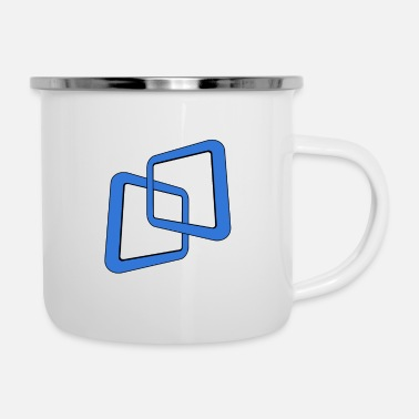 Windows 2 WINDOWS - Enamel Mug