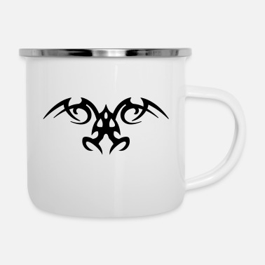 Body tribal 1 - Enamel Mug