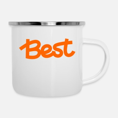 Best Of best - Enamel Mug