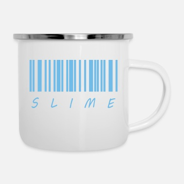 Shield Maid Slime - Enamel Mug