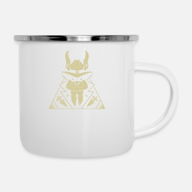 Secret Society The Secret Rabbit Society - Enamel Mug