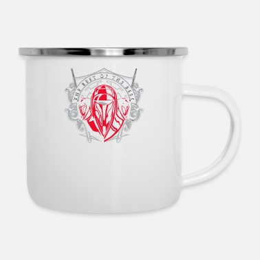 Best Of Best of the Best - Enamel Mug