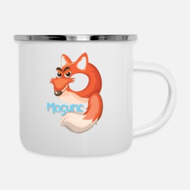 Top set two types t shirts2020 - Enamel Mug