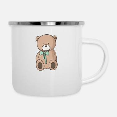 Teddy Bear Teddy Bear - Enamel Mug