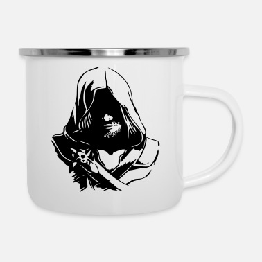Assassin assassin - Enamel Mug