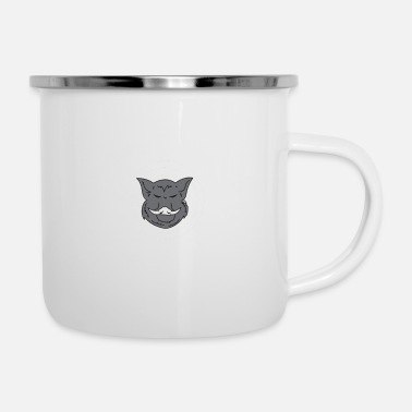 Hog Hog Hunter - Enamel Mug