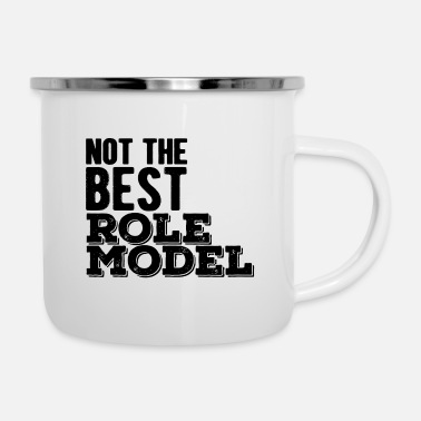 Best Of Not The Best But - Enamel Mug