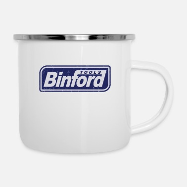 Binford Tools Binford Tools is proud to present - Enamel Mug