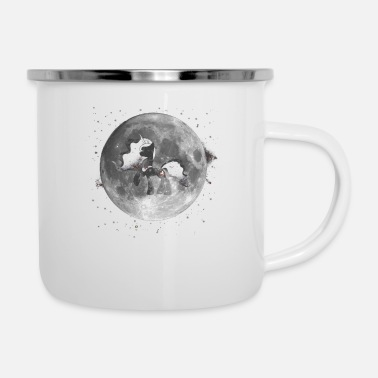 Mare The Mare in the Moon - Enamel Mug