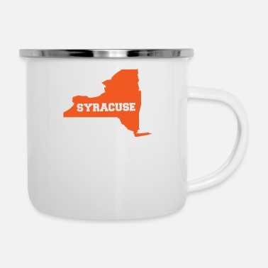 York NEW YORK - Enamel Mug