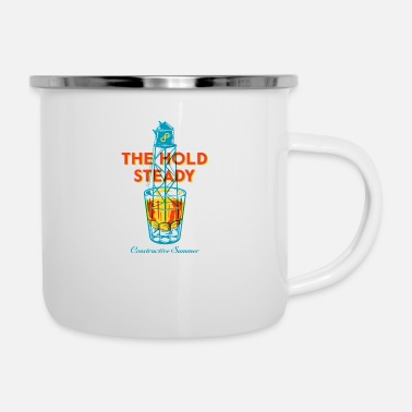 The Hold Steady - Enamel Mug