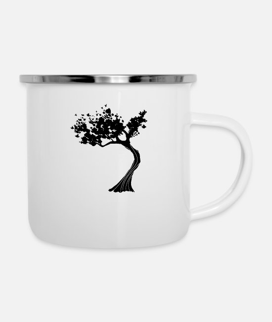 Movie Mugs & Cups - To Air - Enamel Mug white