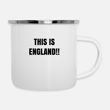 England THIS IS ENGLAND - Enamel Mug