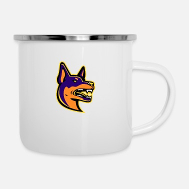Australian Sheep Dog Australian Kelpie Dog - Enamel Mug