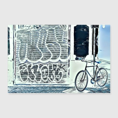 Electricity DC 120 Electric Graffity - Poster 36x24