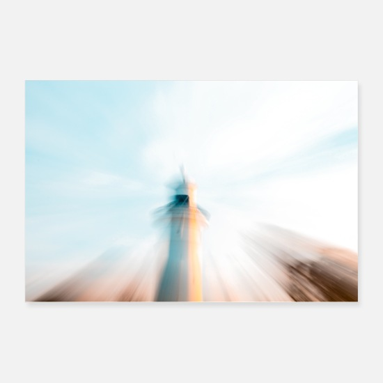 Photography Posters - Macquarie Lighthouse - Posters white