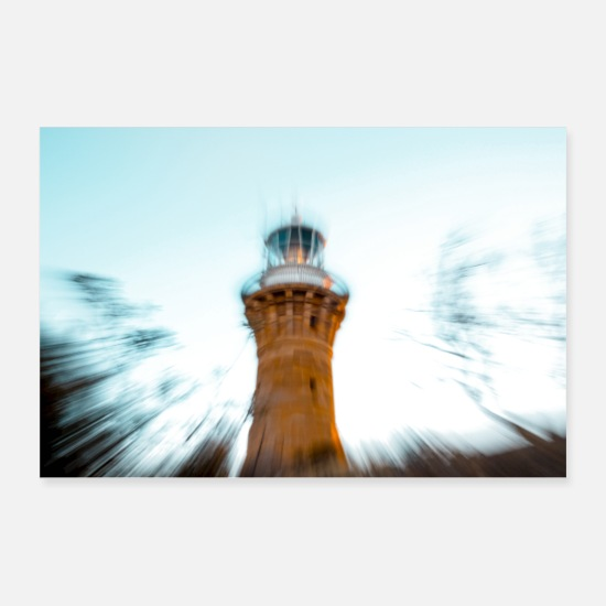 Photography Posters - Barrenjoey Lighthouse - Posters white