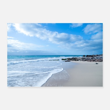 Sand beach dreaming 3 - Poster 36x24