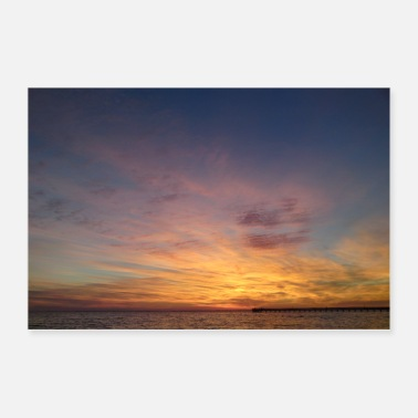 Amazing Another amazing sundown - Poster 36x24