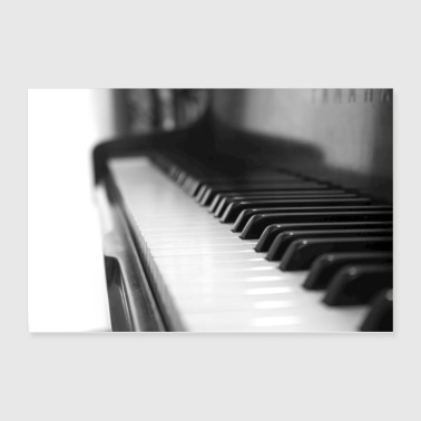 Piano - Poster 36x24