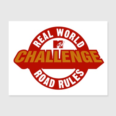 real world - Poster 24x18