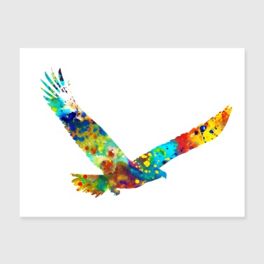 American Eagle - Poster 24x18