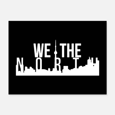 North Rhine-westphalia We The North - Poster