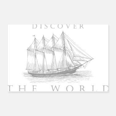 World Discover the world - Poster