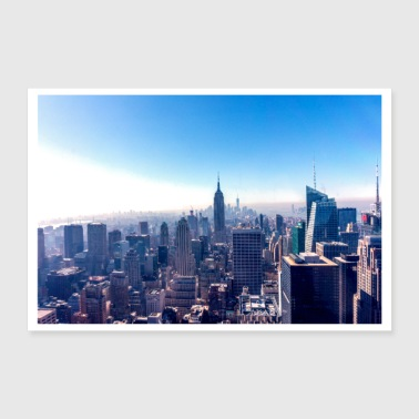New york - Empire State Building - Poster 12x8