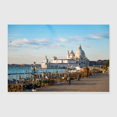 Venice view - Poster 12x8