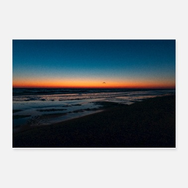 Picture Mesmerizing Sunrise - Poster 12x8