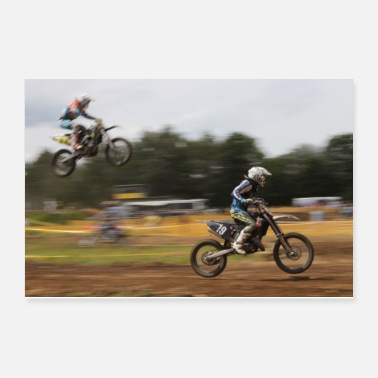Bike motocross - Poster