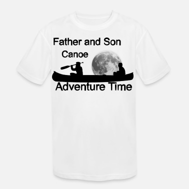 Father and Son Adventure Time - Kids' Sport T-Shirt