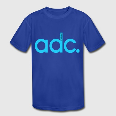 League Of Legends ADC or Feed - Kid's Moisture Wicking Performance T-Shirt