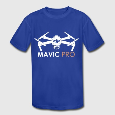 dji Mavic PILOT - Kid's Moisture Wicking Performance T-Shirt