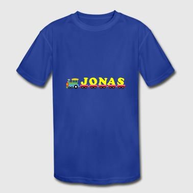 Jonas - Kid's Moisture Wicking Performance T-Shirt