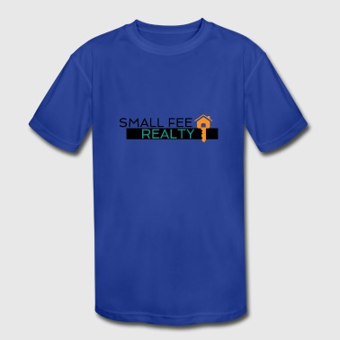Small Fee Realty - Kid's Moisture Wicking Performance T-Shirt