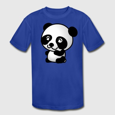 Animal Collective Baby Animal Collection - Kids' Moisture Wicking Performance T-Shirt
