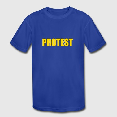 PROTEST - Kid's Moisture Wicking Performance T-Shirt