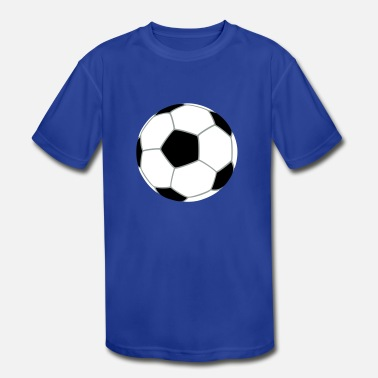 Soccer Soccer - Kids' Moisture Wicking Performance T-Shirt