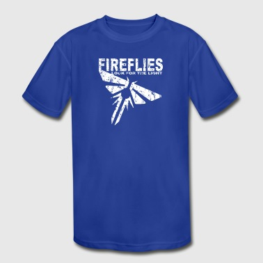 Fireflies FIREFLIES - Kid's Moisture Wicking Performance T-Shirt