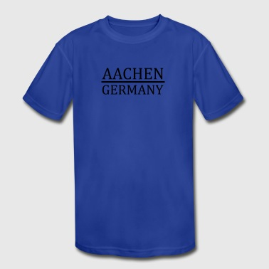 Rheinland Aachen - Germany - Kids' Moisture Wicking Performance T-Shirt