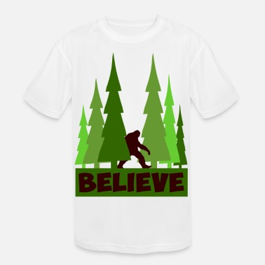 Festivals2017 BELIEVE 12.png - Kids' Sport T-Shirt