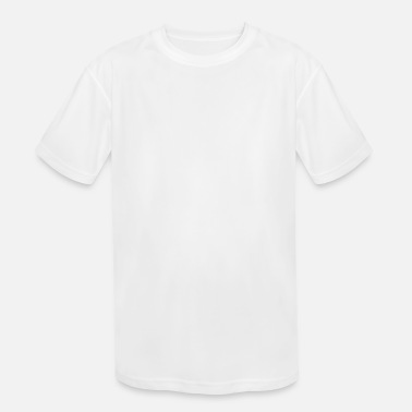 Quran Who seeks shall find white - Kids' Sport T-Shirt
