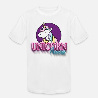 Unicorn Princess - Kids' Sport T-Shirt